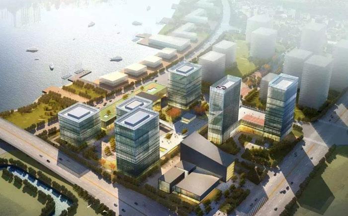 浅析智慧园区建设规划方案 - 广州国际智慧工业产业园区设施及技术展览会SMPChina